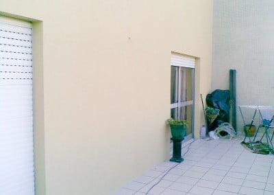 Braga | Isolamento de fachada com sistema ETICS, tipo Cappotto