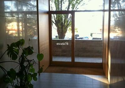 Braga | Reabilitação de entrada de edifício