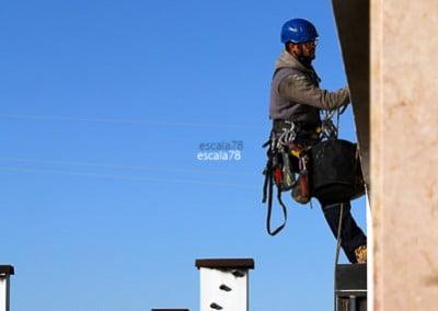 Braga | Substituição de vedantes de caixilharias exteriores